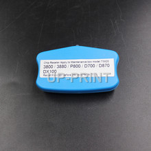 UP 1PC T5820 konserwacja pojemnik z tuszem Chip Resetter kompatybilny z drukarką EPSON D700 D 700 DX100 DX 100