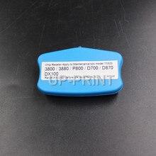 Up 1 Pc T5820 Onderhoud Inkt Doos Chip Resetter Compatibel Voor Epson D700 D 700 DX100 DX 100 Printer
