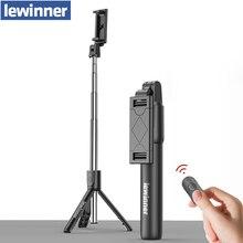 Lewinner All In 1ไร้สายบลูทูธSelfie Stick Miniขาตั้งกล้องMonopod UniversalสำหรับiPhone,Android