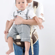 Baby Carrier Waist Stool Kangaroo Suspenders Backpack Baby Slings Hipseats Kids Infant Multifunctional Waist Straps Hip Seat(China)