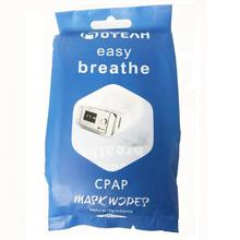 Moyeah CPAP Mask Wipes |20 Travel Packs 200 Wipes, 100% Cotton, Lint-Free, Unscented, Resealable Packs