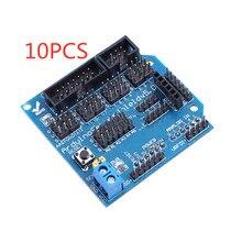 10PCS חיישן חומת V5.0 חיישן הרחבת לוח UNO מגה R3 V5 לarduino אלקטרוני אבני בניין של רובוט חלקי