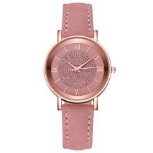 Watches Quartz Stainless Steel Dial Casual Bracelet Watch SF