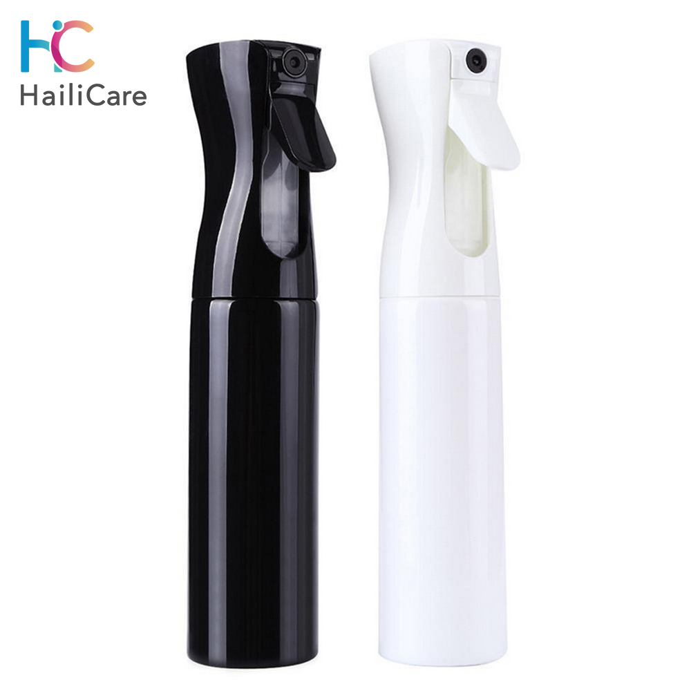 Empty Barber Bottle Spray Fine Mist Water Spray Bottles Hair Sprayer Atomizer Hairdressing Accessories Salon Hair Styling Tools