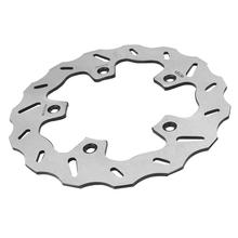 Motorcycle Rear Disc Brake Rotor Fits XP T-MAX 530 / ABS 530 2012-2015 High Sensitivity Safety Professional Shape Design motorcycle rear brake disc rotor for y a m a h a xp500 n p r t max 01 03 xp500 t max abs models 08 11 xj600 1984 1991