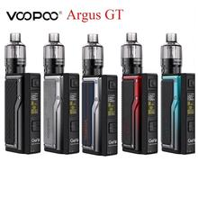 New VOOPOO Argus GT 160W TC Kit with 4.5ml PnP Tank Powered by Dual 18650 Cells Fit Both POD & MOD E