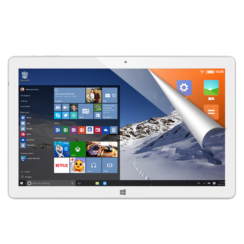 Alldocube Iwork10 Pro 10.1 Inch Ips 1920X1200 Tablet Pc Intel Atom X5 Z8350 1.44Ghz Win10 Android 5.1 Dual Boot Quad Core 4Gb