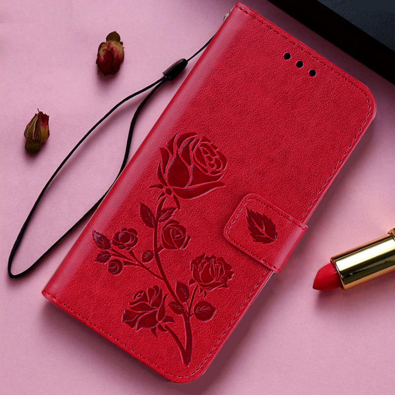 Flip Leather Wallet Case for <font><b>Huawei</b></font> Nova 2 Plus Lite 2i 3 3i 3E 4 5 5I Pro 5T 6 6E <font><b>G620S</b></font> Mate 7 Y616 G330 U8825D Phone Cover image