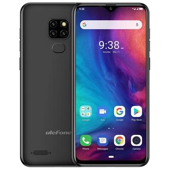 Перейти на Алиэкспресс и купить Ulefone Note 7P смартфон с четырёхъядерным процессором MT6761VWB, ОЗУ 3 ГБ, ПЗУ 32 Гб
