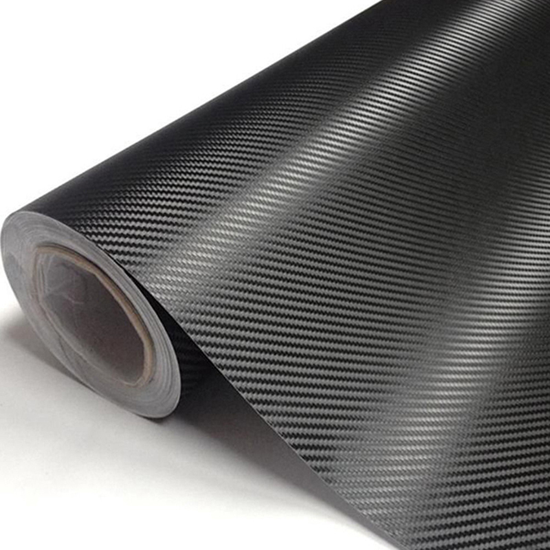 35x200cm Waterproof 3D Car Carbon Fiber Vinyl Wrap Roll Film Sheet Motorcycle Car Stickers DIY Styling Car Accessories Decal,Pink
