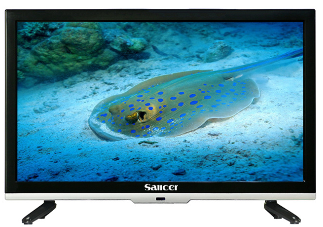 DC Solar Powered Television DLED TV 17 18 19 21 23.6 27 32 Inch Solor Led T2 Television TV