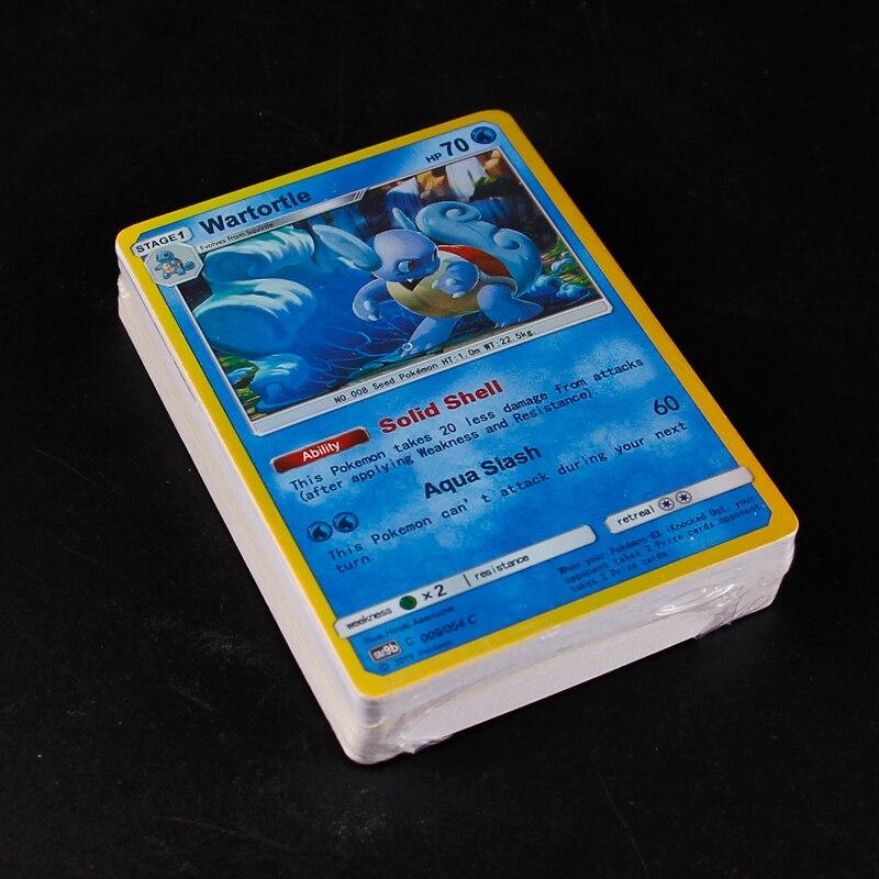 48 карт в случайной коробке, новая карта Покемон, английская версия, Покемон Sm11, Ptcg, битва, коллекция карт, коробка, детская игрушка, подарок