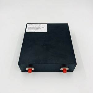 SC/FC 1KM OTDR Single Mode 9/125um launch cable box, 1000M Bare fiber launch cable box,Fiber optic launch cable