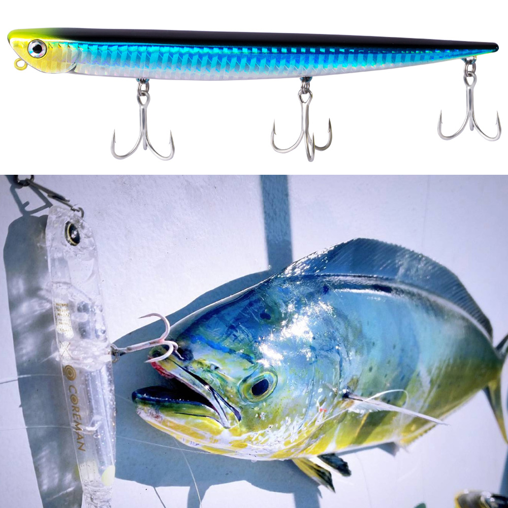 Hunthouse japan wobber fishing pencil lure bay ruf manic fishing sinking lure freshwater wobblers pencil bait accessories gear
