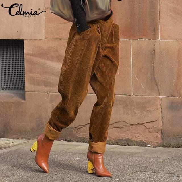Winter Harem Trousers 4