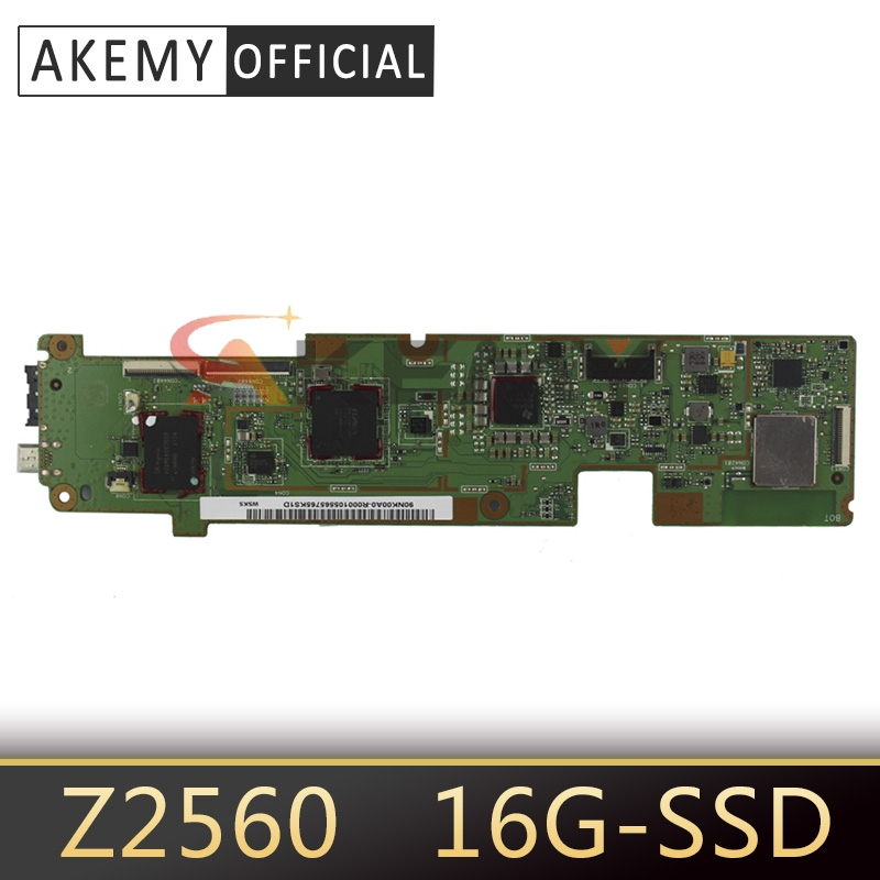 original Tablet PC Mainboard for Asus MeMO Pad FHD 10 ME302C K00A   2G Z2560 16G-SSD motherboard works well free shipping