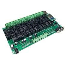 Kincony domoticaオガルwifi ipリレースマートホームオートメーションモジュールコントローラ 32 スイッチ制御チャネル 6CHセキュリティ警報センサー
