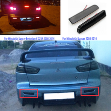 цена на for Mitsubishi Lancer Evolution EVO X/Outlander Sport/RVR/ASX 2008-2014 LED Rear Bumper Lights Reflector Tail Lights brake lamp