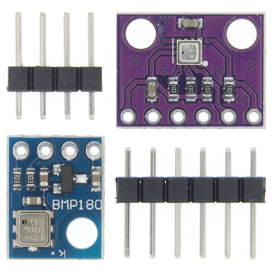 gy 68 arduino - GY-68 BMP180 BMP280 Digital Barometric Pressure Sensor Module for arduino