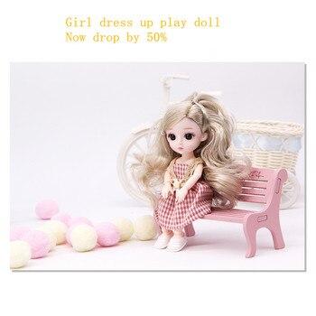 Кукла шарнирная 16 см. 2