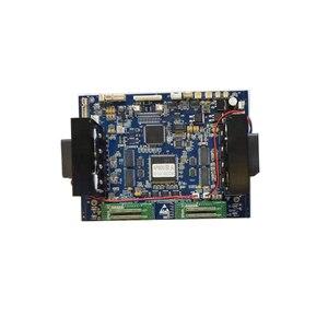 Image 3 - Jucaili طابعة كبيرة xp600 ترقية عدة ل dx5/dx7 تحويل إلى xp600 مزدوجة رئيس كاملة تحويل عدة ل الطابعة الإيكولوجية المذيبة