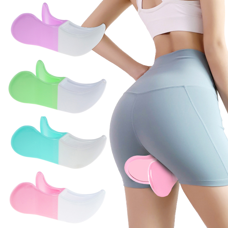 Women Postpartum Repair Hip Trainer Pelvic Floor Muscle Inner Thigh Buttocks Pelvic Floor Massage For Bodybuilding