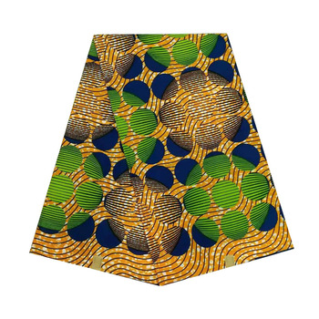 2019 the last design wax african woman wax printed in fabric 100% cotton 6yards veritable dutch block wax V-L 650