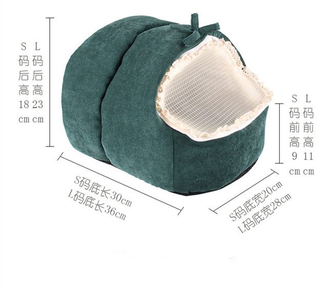 Beds Cats Soft Plush Pets Winter Bed  My Pet World Store