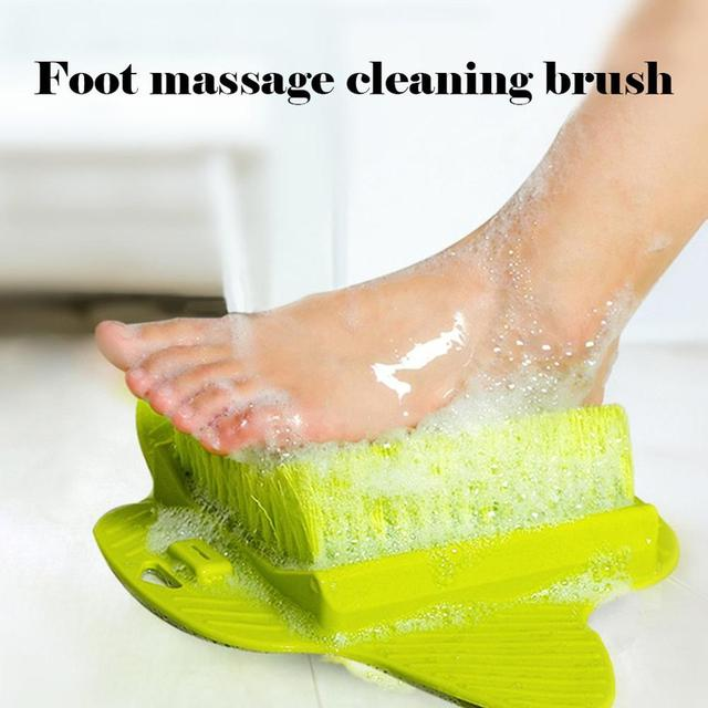 Foot Cleaner Foot Massage Brush Remove Dead Skin Grinding Foot Brush Foot Grinding Machine Grinding Machine Pedicure 3