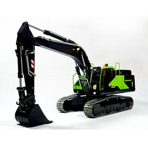 Excavator Metal-Model Electric-Alloy Remote RC Children E380 Birthday-Gift 1/14