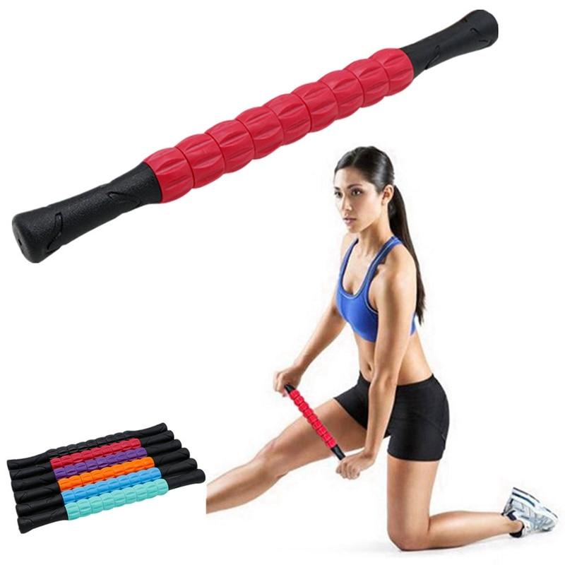 Engrenagem ajustável rolo de massagem muscular gatilho