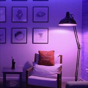 Image 3 - 1 4Pcs Yeelight Smart LED Bulb 1SE YLDP001 6W E27 RBGW Work With Homekit AC100 240V 1700K 6500K E27 800lm Desk Floor Table Lamp
