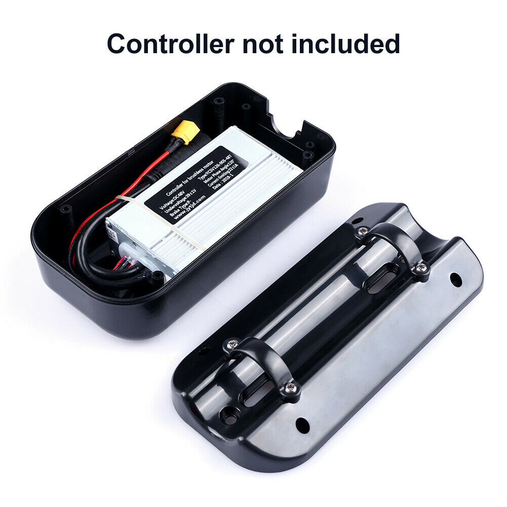 Dust Resistant Moped Durable Protective Conversion Kit Plastic Waterproof Practical Cycling Scooter Controller Box Electric Bike