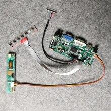 Kit LVDS 30 Pin 1CCFL VGA+DVI LCD controller board 1024*768 Fit LP150X08 (A2)/(A3)/(A5)/(TL)(A2)/(TL)(A6) matrix M.NT68676