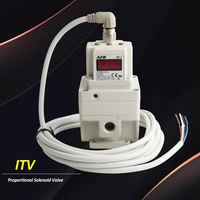 Proportional solenoid valve ITV1010 New Electronic Vacuum Regulator Pneumatic Regulator ITV1030 ITV1050 Proportional Regulator