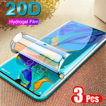 20D Screen Protector Hydrogel Film For Huawei Mate 20 10 Lite P20 P10 Pro Protective Film For P Smart 2019 Nova 3 3i Not Glass(China)