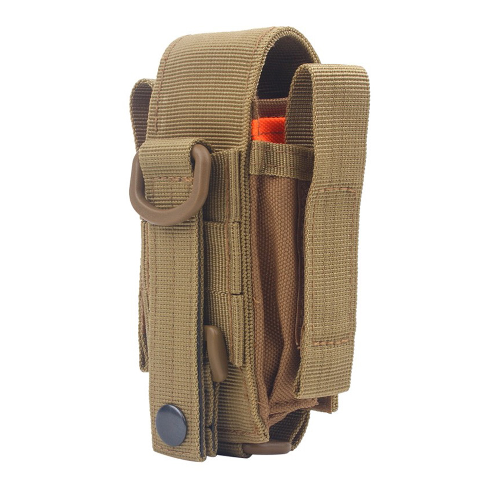 Tactical Utility Pouch Portable Storage Bag Magazine Pouch Holster Knife Holder Flashlight Bag Phone Case Accessory Pouch