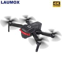 LAUMOX W11 GPS Drone עם 5G WIFI 4K 720P FPV מצלמה כפולה Brushless מנוע אופטי זרימת RC drone Quadcopter טיסה 22 דקות Vs K1
