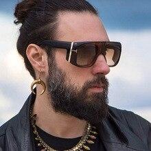 Handmade Spuare T Sunglasses Man Women Vintage UV400 Luxury Brand design Fashion Goggle High Quality 95208