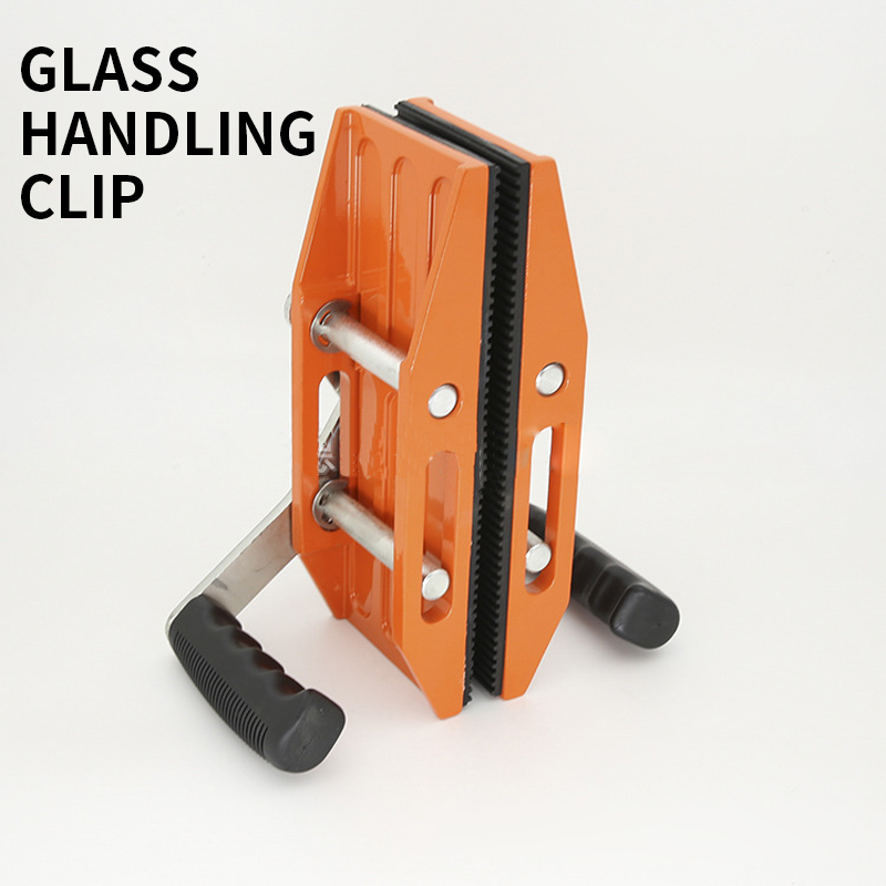 1PC Glass Stone Flat Door Labor-saving Moving Clip Handling Tool Handle Moving Glass Clip Tool With Load 150kg