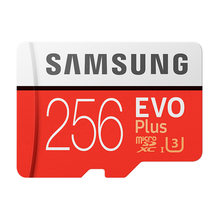 Samsung micro cartão sd tf, microsd cartão de memória flash 64 128 256 gb 128gb classe 10 64 256 adaptador gb para smartphone