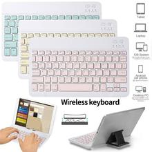 Universal Portable Mini Wireless Bluetooth Keyboards With Touchpad 10 inch Keyboard For iPad Samsung Tab Tablet