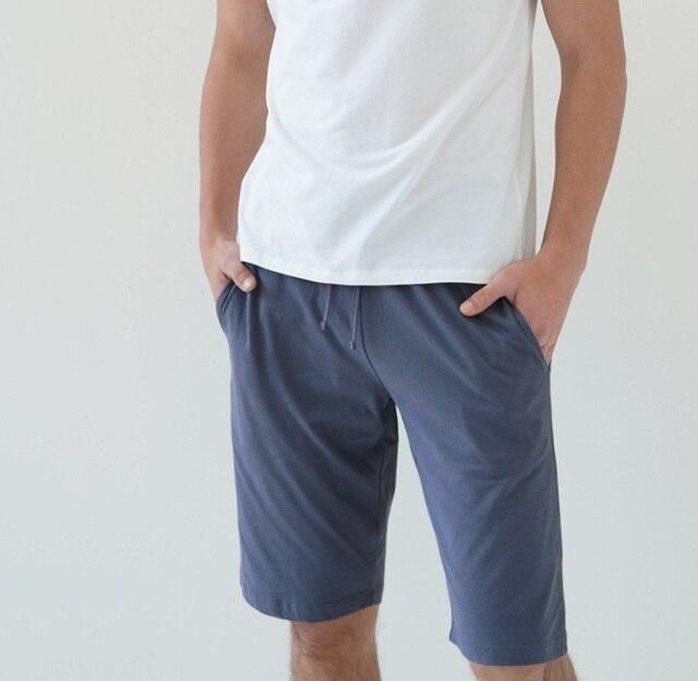 Youpin Instant me bawełniane wygodne męskie szorty domowe krótkie spodnie na zewnątrz męskie spodnie dresowe
