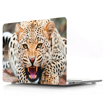 Raffiti Animal Pattern Case for MacBook 3