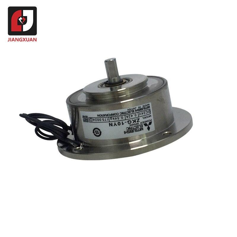 ZKG-YN Type DC24V Micro Series Magnetic Controller Powder Brake ZKG-5YN ZKG-10YN ZKG-20YN ZKG-50YN