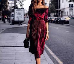 Фиолетовое платье, Элегантное свадебное платье, Бордовое платье подружки невесты, плиссированное Золотое бархатное платье с короткими
