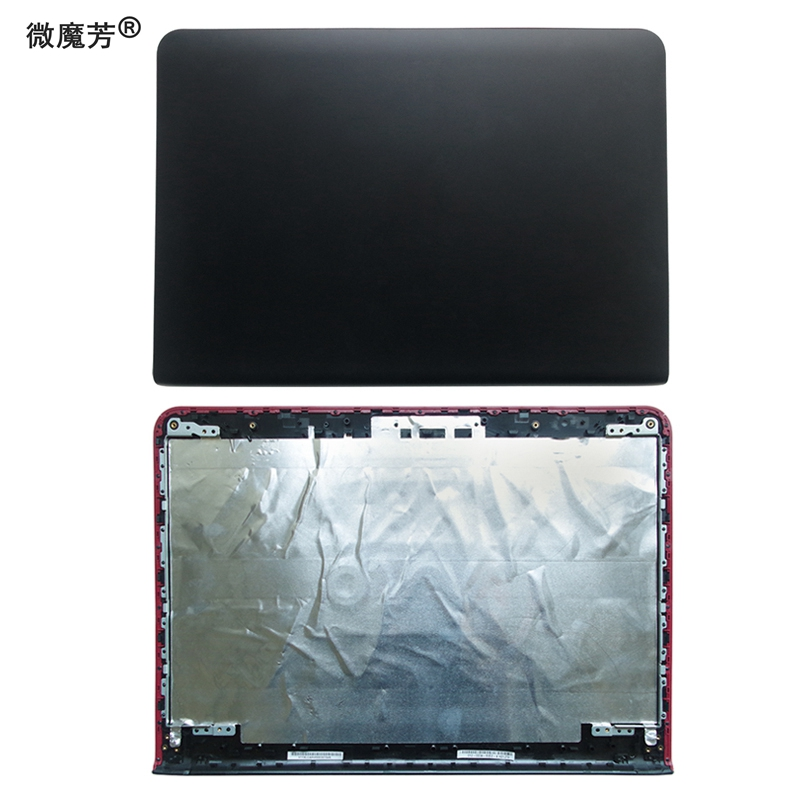 New Laptop LCD Back Cover For SONY SVE14A A Shell 012-100a-8954-A SLIVER
