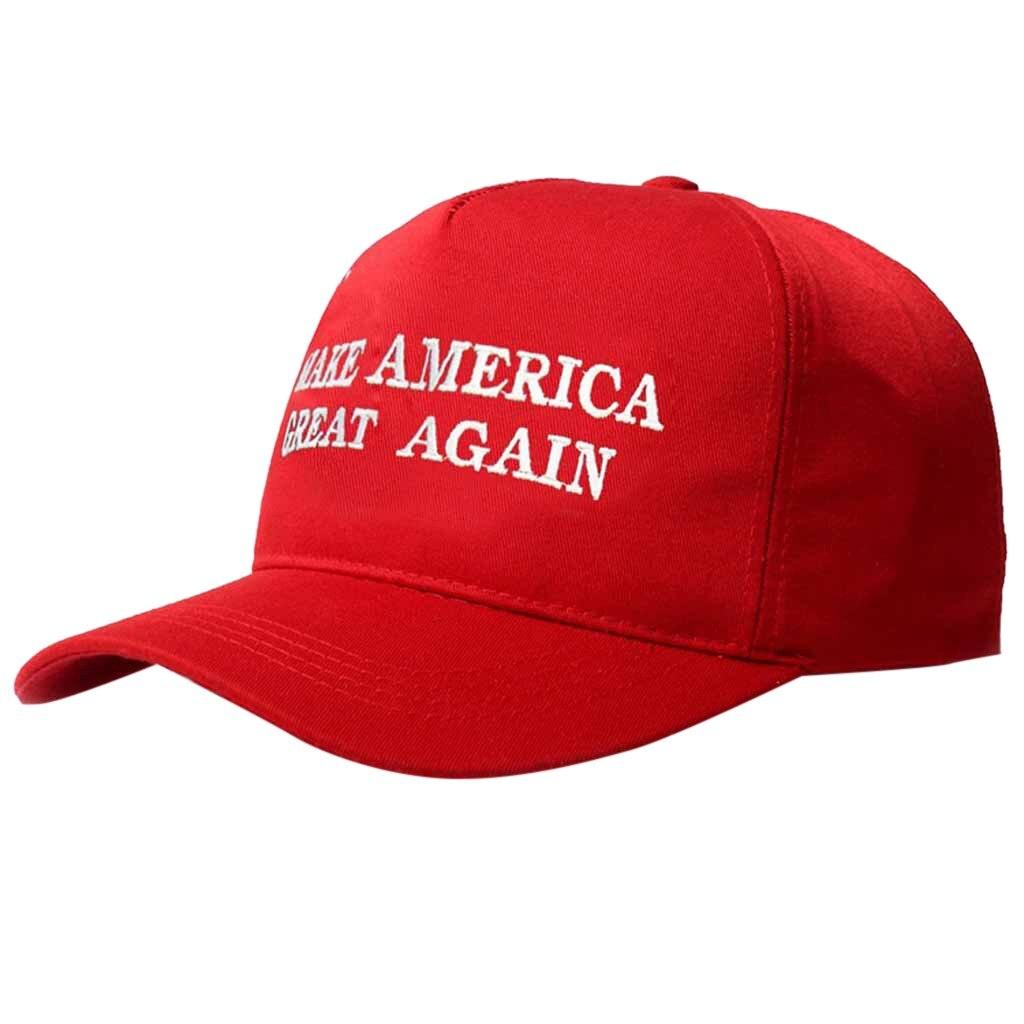 American Election Make America Great Again Hat Adjustable Baseball Unisex Hat Make America Great Again Letter Print Hat#T2 5