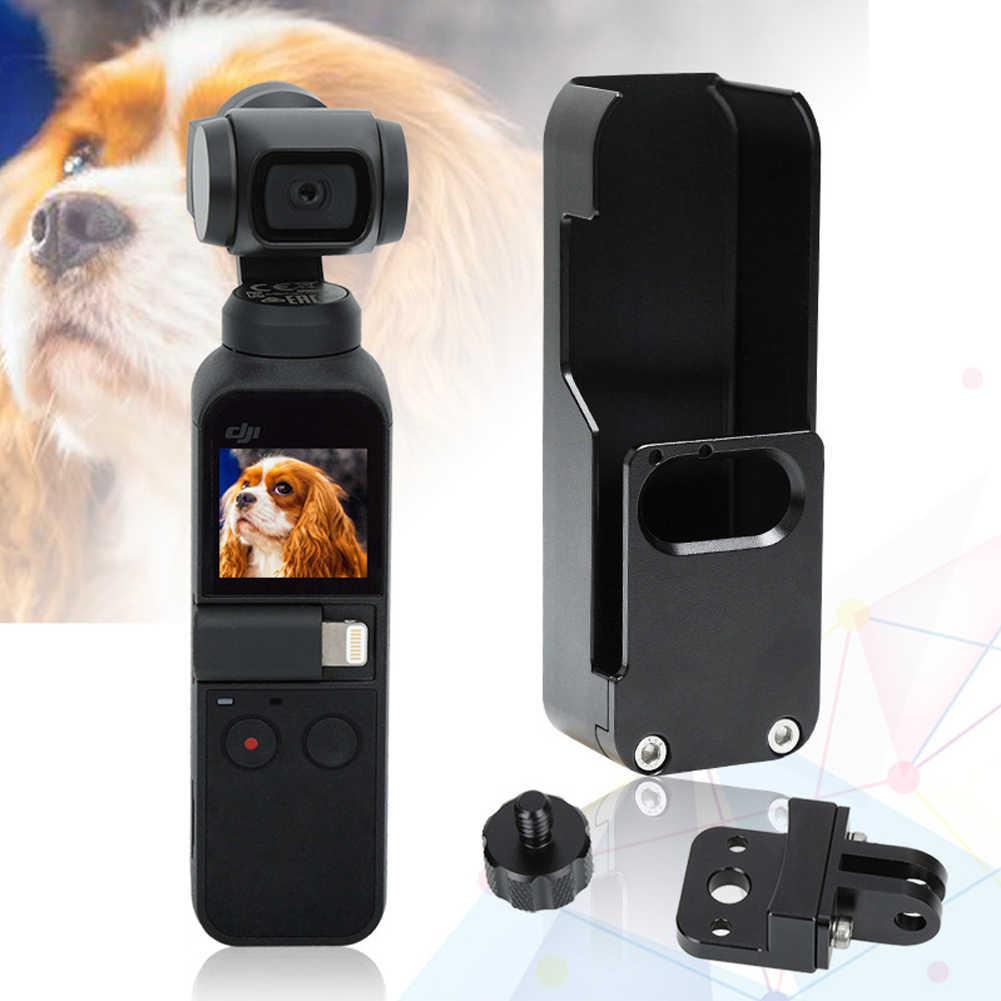 Крепление для фотографии клетка из алюминиевого сплава аксессуары рамка для камеры прочный защитный чехол Корпус для DJI OSMO Карманный