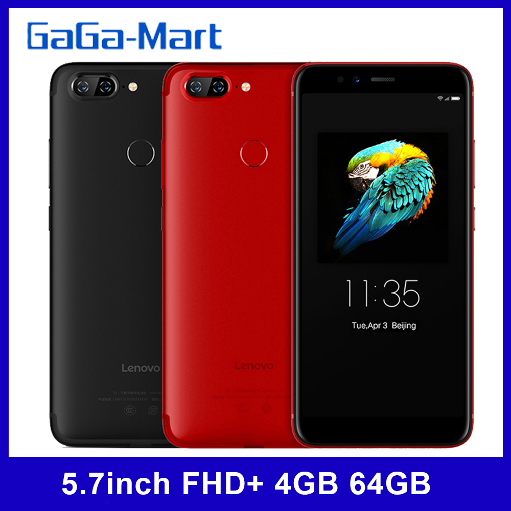 S5 K520 Face ID LTE 5.7inch FHD+ 18:9 4G 64G Octacore Android 8.0 Dual Rear 13MP + Front 16MP 4K Video|Cellphones| - AliExpress